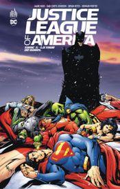 Couverture La Tour de Babel - Justice League of America, tome 5