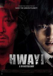 Affiche Hwayi : A Monster Boy