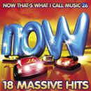 Pochette Now That's What I Call Music 26