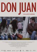 Affiche Don Juan