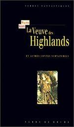 Couverture La Veuve des Highlands et autres contes surnaturels