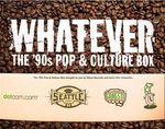 Pochette Whatever: The '90s Pop & Culture Box