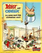 Jaquette Astérix & Obélix: Die Suche nach dem Schwarzen Gold