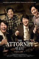 Affiche The Attorney