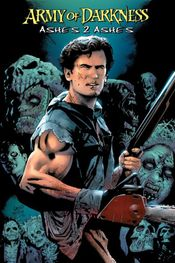 Couverture Army of Darkness : Ashes 2 Ashes