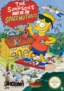 Jaquette The Simpsons : Bart vs. the Space Mutants