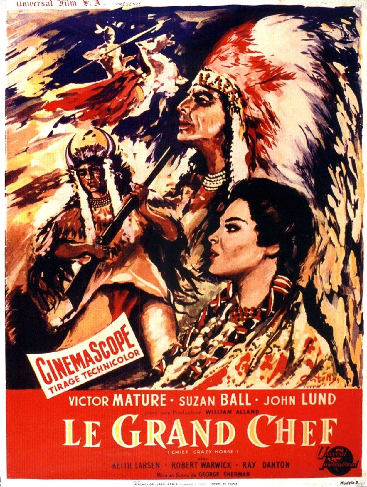 Le Grand Chef Film 1955 Senscritique