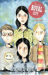 Couverture Sonic Youth - Royal City, tome 2