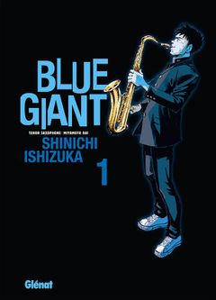 Couverture Blue Giant, tome 1