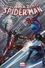 Couverture Jeu de pouvoir - All-New Amazing Spider-Man (2015), tome 3