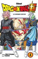 Couverture Dragon Ball Super, tome 4