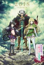 Affiche How Not to Summon a Demon Lord