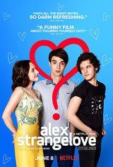 Affiche Alex Strangelove