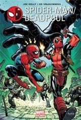 Couverture Spider-Man / Deadpool - Tome 3 : L'araignée Gipsy