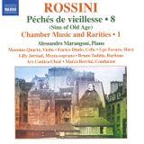 Pochette Péchés de vieillesse 8 (Sins of Old Age): Chamber Music and Rarities 1
