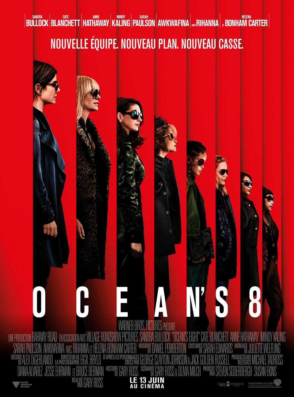 Ocean's 8 - Film (2018) - SensCritique