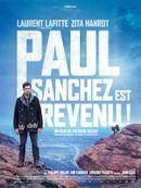 Affiche Paul Sanchez est revenu !