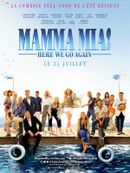 Affiche Mamma Mia! Here We Go Again