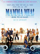 Affiche Mamma Mia! Here We Go Again