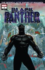 Couverture Black Panther (2018 - Present)
