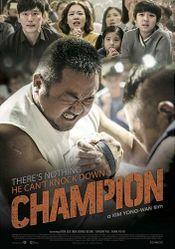 Affiche Champion