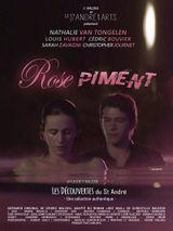 Affiche Rose Piment