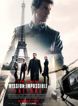 Affiche Mission : Impossible - Fallout