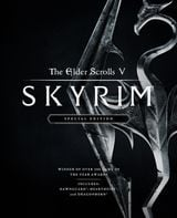 Jaquette The Elder Scrolls V : Skyrim - Special Edition