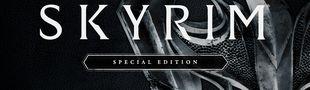 Jaquette The Elder Scrolls V : Skyrim - Special Edition