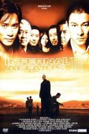 Affiche Infernal Affairs III