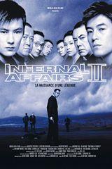 Affiche Infernal Affairs II