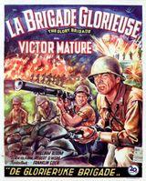 Affiche La Brigade glorieuse
