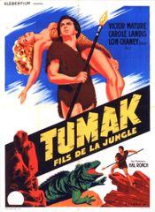 Affiche Tumak, fils de la jungle