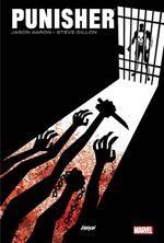 Couverture Punisher Max par Jason Aaron et Steve Dillon