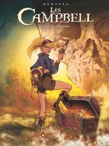 Couverture Les Trois Malédictions - Les Campbell, tome 5