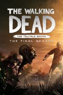 Jaquette The Walking Dead : The Telltale Series - The Final Season