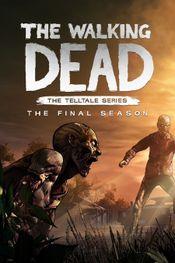 Jaquette The Walking Dead : The Telltale Series - The Final Season