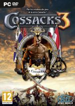 Jaquette Cossacks 3