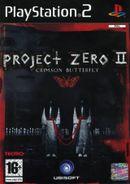 Jaquette Project Zero II : Crimson Butterfly