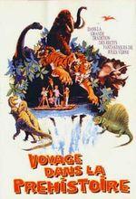 Affiche Voyage dans la préhistoire