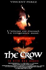 Affiche The Crow : La Cité des anges