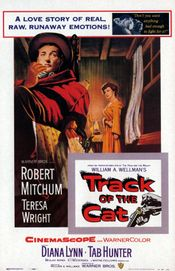 Affiche Track of the Cat