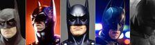 Cover Batman, notre chauve-souris préférée (Versions Live)
