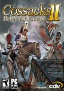 Jaquette Cossacks II : Battle for Europe