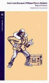 Couverture Rap Ta France : Histoires d'un Mouvement