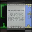 Jaquette The Adventures of Elena Temple