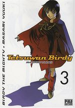 Couverture Tetsuwan Birdy, tome 3