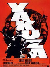 Affiche Yakuza