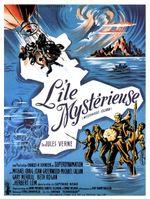 Affiche L'Île mystérieuse