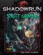 Couverture Shadowrun 5 : Grimoire des ombres